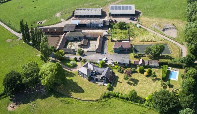 8 Bedrooms House for sale in Bury, Pulborough