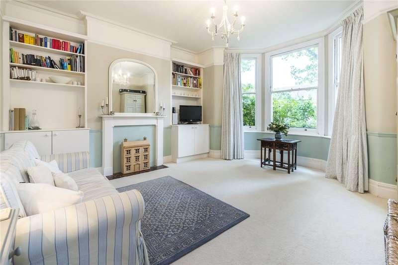 2 Bedrooms Flat for sale in Bonneville Gardens, London, SW4