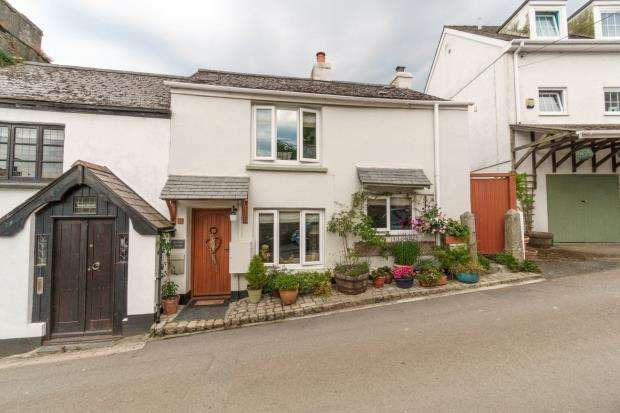2 Bedrooms End Of Terrace House for sale in Church Street, Landrake, Saltash, Cornwall
