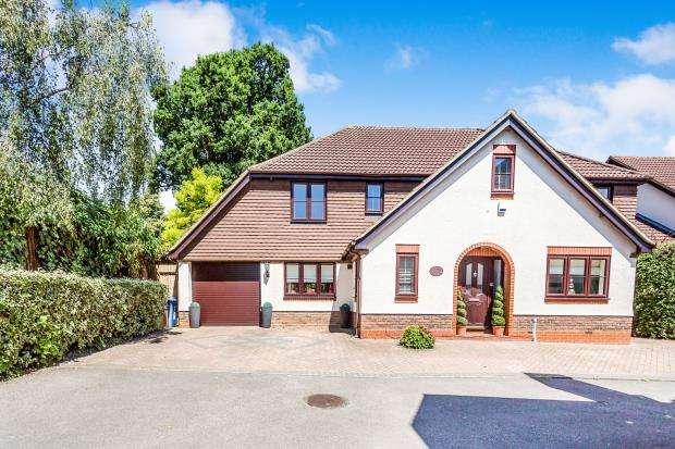 5 Bedrooms Detached House for sale in Bracknell, Berkshire
