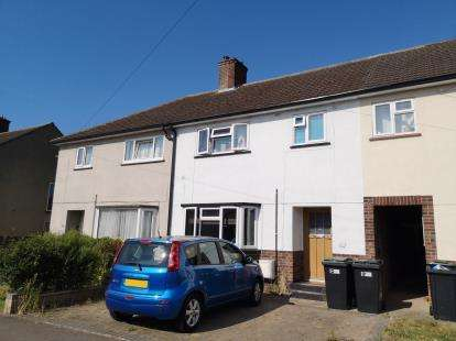 3 Bedrooms Terraced House for sale in East Road, Sandy, Bedfordshire