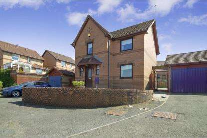 3 Bedrooms Detached House for sale in Kingshill Avenue, Cumbernauld