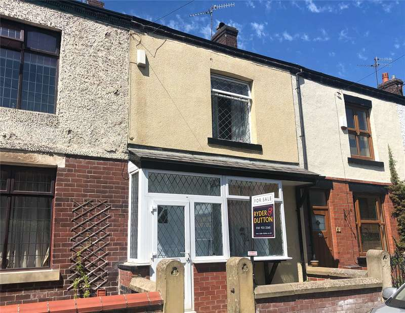 3 Bedrooms Terraced House for sale in Fir Bank Road, Royton, Oldham, Greater Manchester, OL2