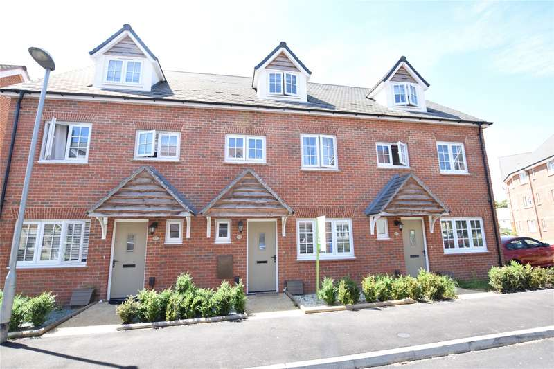 4 Bedrooms Terraced House for sale in Crane Road, Bracknell, Berkshire, RG12