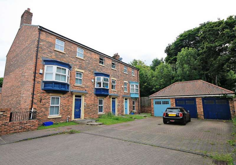4 Bedrooms Town House for sale in Kirkwood Drive, Nevilles Cross, Durham