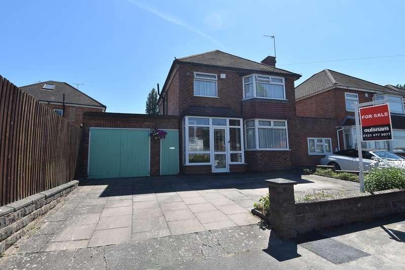 3 Bedrooms Link Detached House for sale in Senneleys Park Road, Northfield, Birmingham, B31