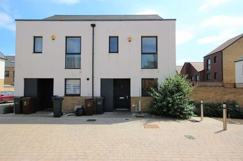 2 Bedrooms Semi Detached House for sale in Hennessey Mews, Dagenham, RM8