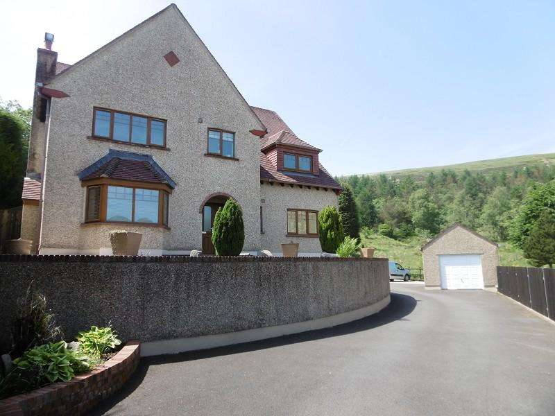6 Bedrooms Detached House for sale in York Avenue, Ebbw Vale, Blaenau Gwent.