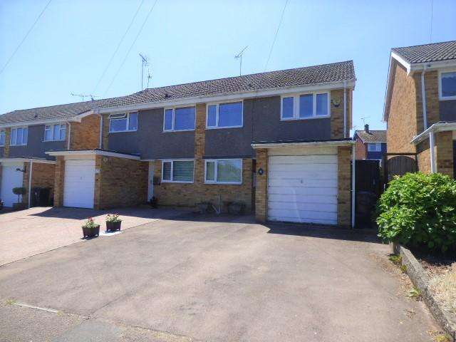 3 Bedrooms Semi Detached House for sale in Carisbrook Road , Mitcheldean, Gloucestershire GL17 0SA