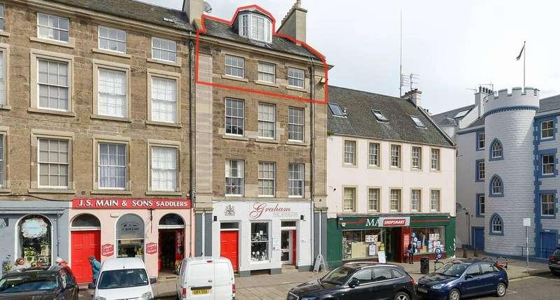 2 Bedrooms Flat for sale in 88C High Street , Haddington, EH41 3ET