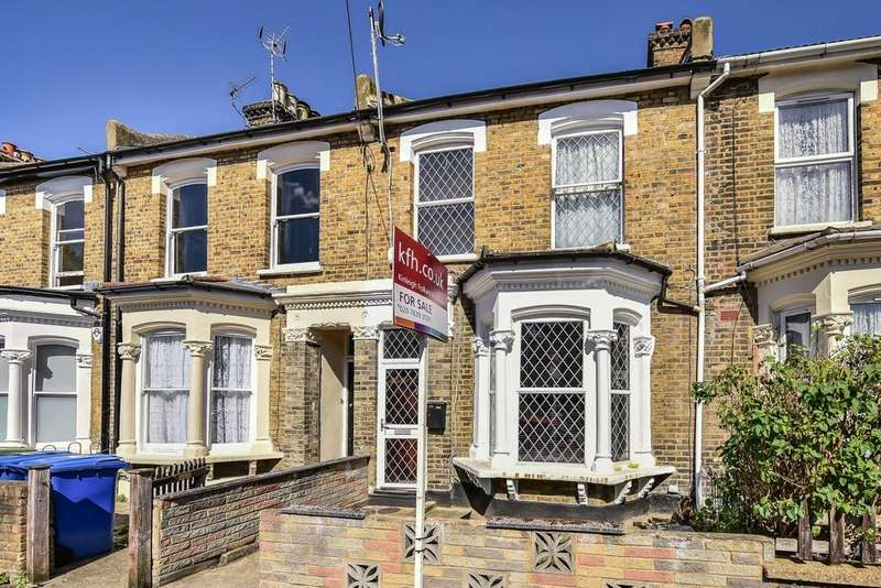 3 Bedrooms Terraced House for sale in Elcot Avenue, Peckham