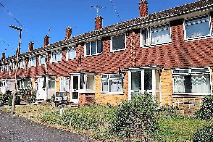 3 Bedrooms Terraced House for sale in Attfield Walk, Eastbourne BN22