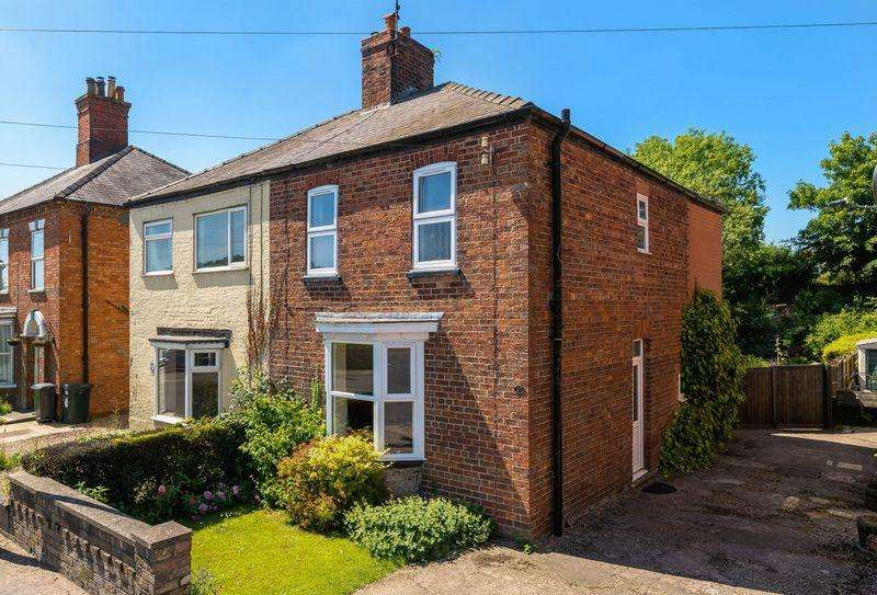 3 Bedrooms Semi Detached House for sale in Lincoln Road, Horncastle