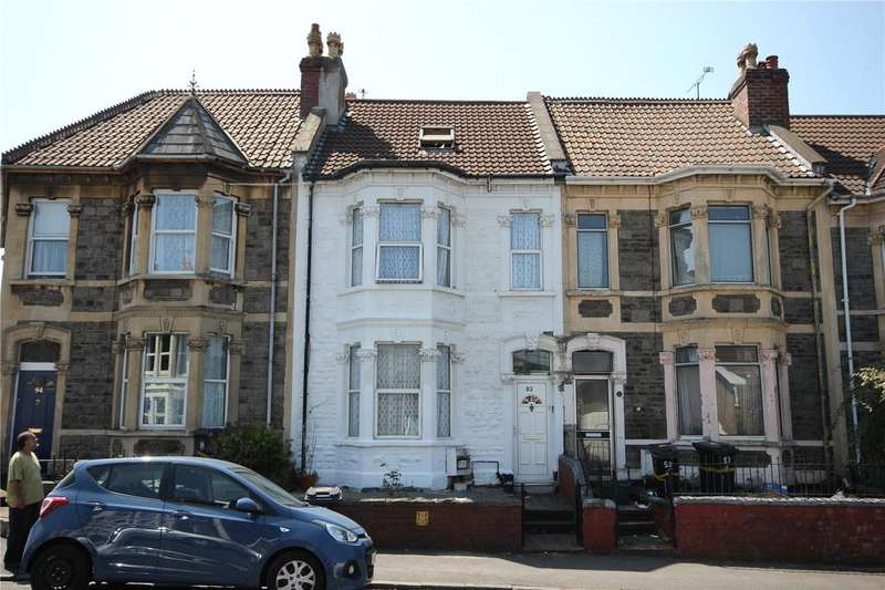 3 Bedrooms Terraced House for sale in Robertson Road, Easton, Bristol, BS5