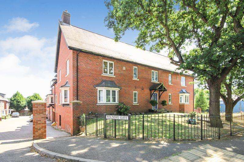2 Bedrooms Apartment Flat for sale in Folders Gate, Ampthill