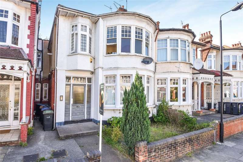 1 Bedroom Flat for sale in Burford Gardens, Palmers Green, London, N13