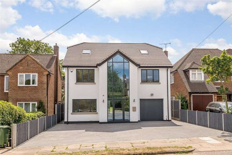 5 Bedrooms Detached House for sale in St Stephens Avenue, St. Albans, Hertfordshire