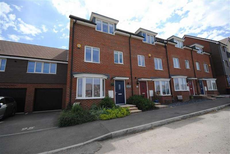 4 Bedrooms End Of Terrace House for sale in Goshawk Green, Leighton Buzzard