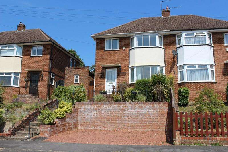 3 Bedrooms Semi Detached House for sale in Hunt Road, High Wycombe