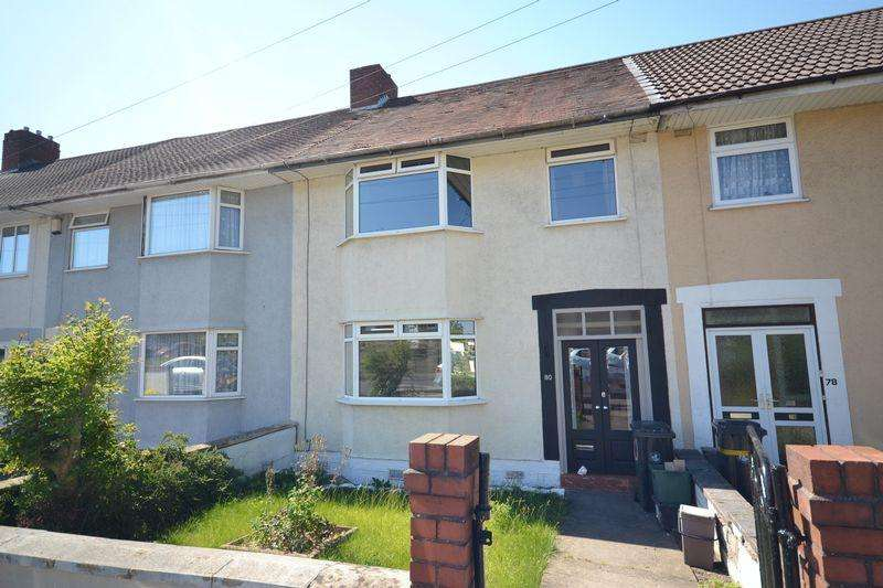 3 Bedrooms Terraced House for sale in St. Aidans Road, St George, Bristol