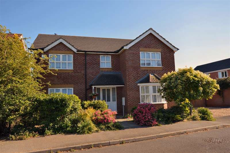 4 Bedrooms Detached House for sale in Deira Close, Quarrington