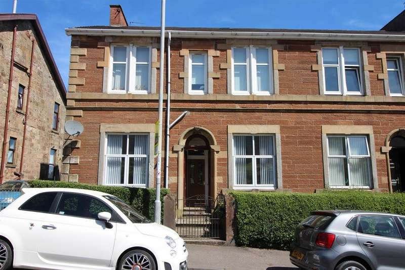 2 Bedrooms Apartment Flat for sale in Lilybank Road, Port Glasgow