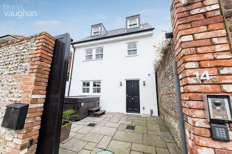 3 Bedrooms Detached House for sale in Church Place, Brighton, BN2