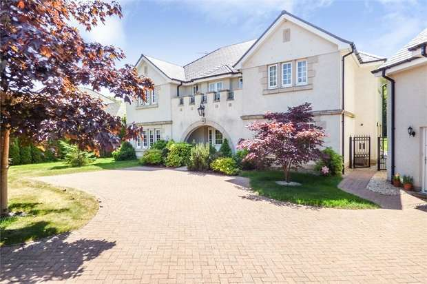 5 Bedrooms Detached House for sale in Bowmore Crescent, East Kilbride, Glasgow, South Lanarkshire