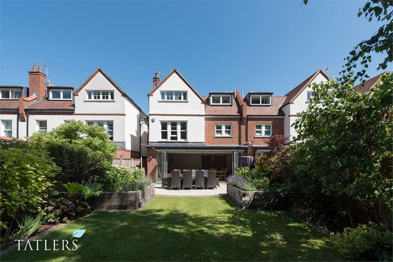 6 Bedrooms Semi Detached House for sale in Woodland Terrace, Twyford Avenue, East Finchley, London