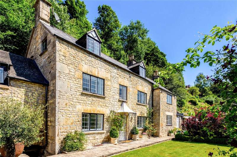 4 Bedrooms Detached House for sale in High Street, Chalford, Stroud, Gloucestershire, GL6