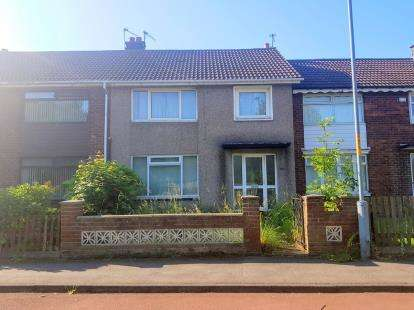 3 Bedrooms Terraced House for sale in Longcroft Walk, Middlesbrough, .