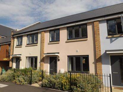 3 Bedrooms Terraced House for sale in Swithins Lane, Charlton Hayes, Bristol, Gloucestershire