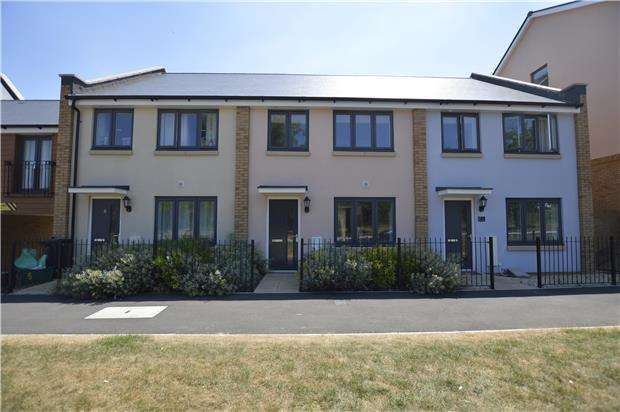 3 Bedrooms Terraced House for sale in Swithins Lane, Charlton Hayes, Bristol, BS34 5FY