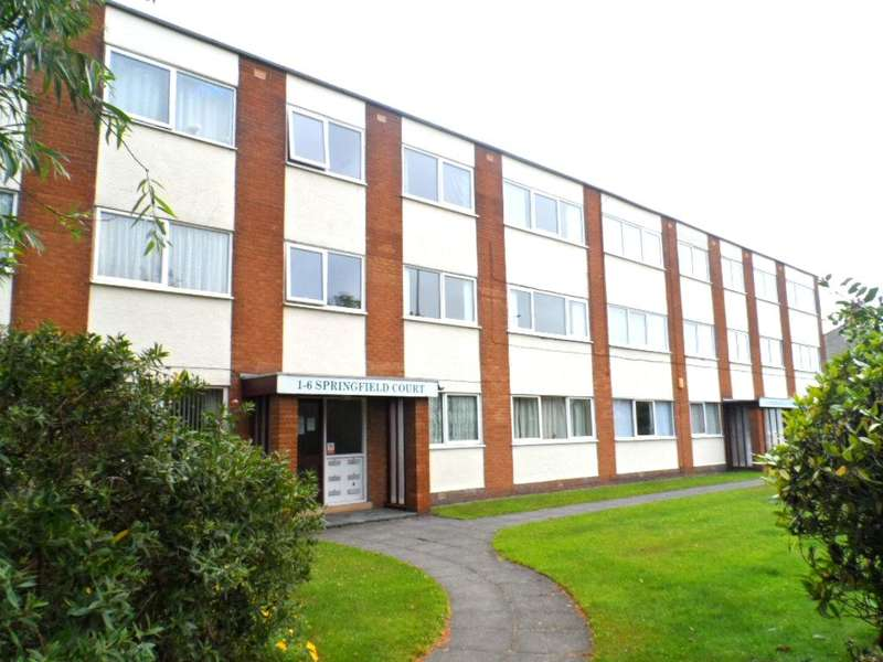 2 Bedrooms Flat for sale in Springfield Court, Blackpool, FY3 9JA