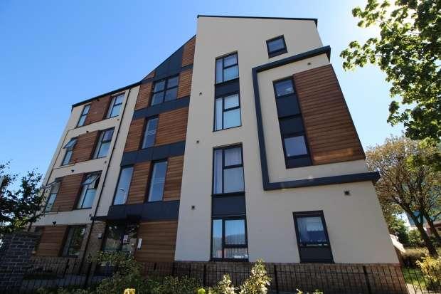 2 Bedrooms Apartment Flat for sale in William Way, Birmingham, West Midlands, B19 2LS
