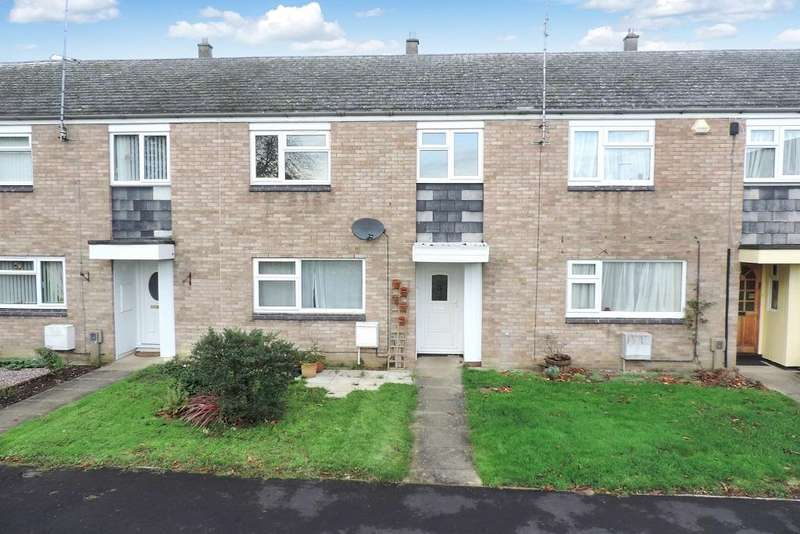 3 Bedrooms Terraced House for sale in Peachs Close, Harrold