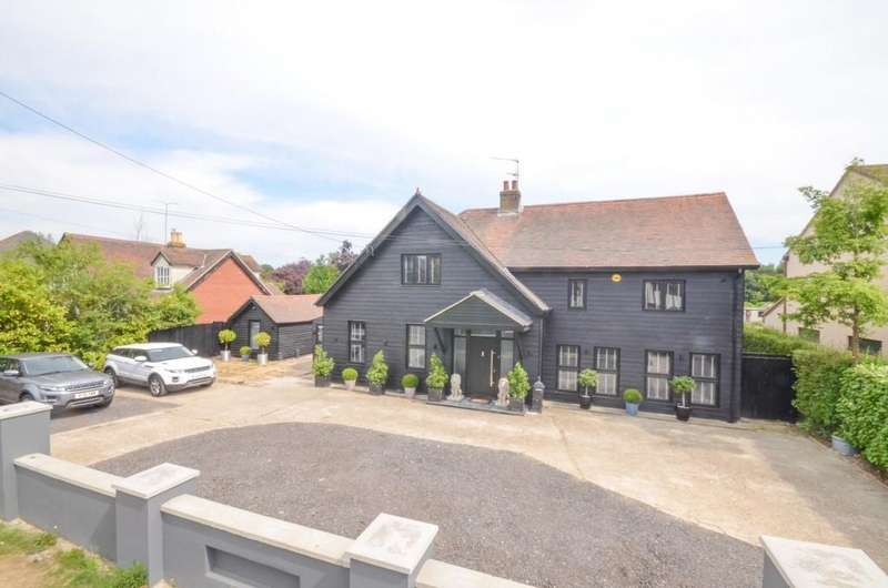 4 Bedrooms Detached House for sale in Maldon Road, Tiptree Heath, CO5 0PN
