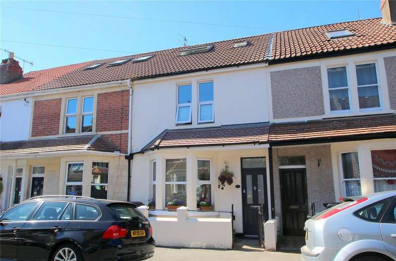 4 Bedrooms Terraced House for sale in Foxcote Road, Ashton, BRISTOL, BS3