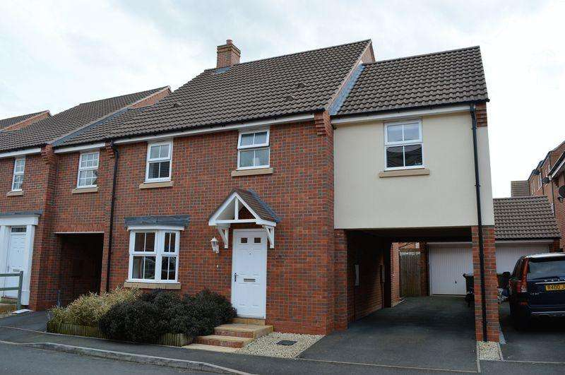 4 Bedrooms Link Detached House for sale in Birchwood Close, Arleston, Telford, Shropshire