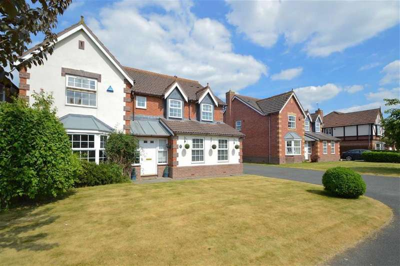 5 Bedrooms Detached House for sale in Cavendish Close, Shrewsbury