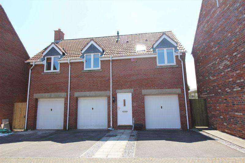 1 Bedroom Detached House for sale in Rosemary Crescent, Portishead