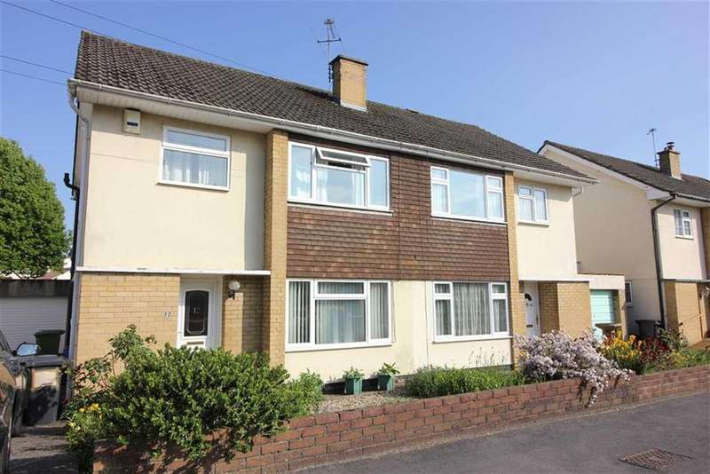 3 Bedrooms Semi Detached House for sale in Farne Close, Henleaze, Bristol
