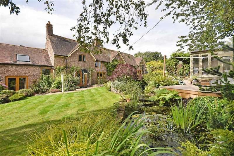 4 Bedrooms Detached House for sale in Baggot House, Middleton Priors, Bridgnorth, Shropshire, WV16