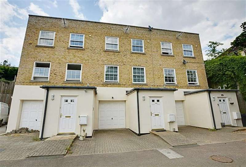 5 Bedrooms Terraced House for sale in Hertingfordbury Road, Hertford, SG14