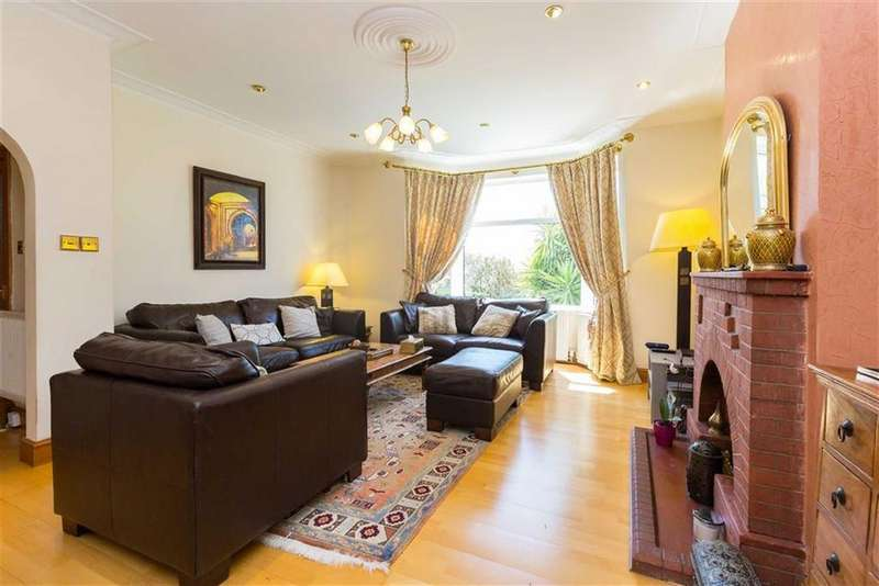 6 Bedrooms Detached House for sale in Dollis Hill Lane, Dollis Hill, London