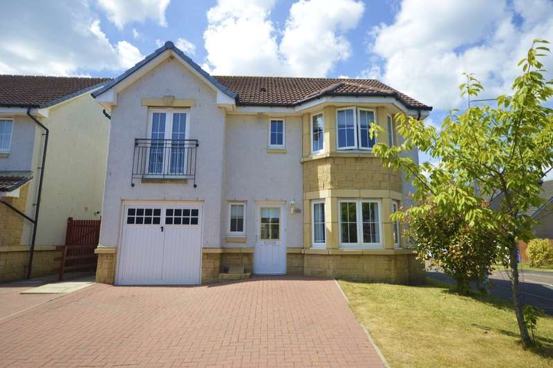 4 Bedrooms Detached House for sale in Sir Thomas Elder Way, Kirkcaldy, KY2