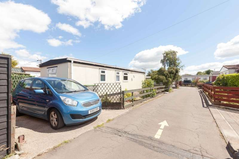 2 Bedrooms Mobile Home for sale in Pentland Park, Loanhead, Midlothian, EH20 9PA