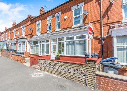 3 Bedrooms Terraced House for sale in Grove Road, Sparkhill, Birmingham, West Midlands