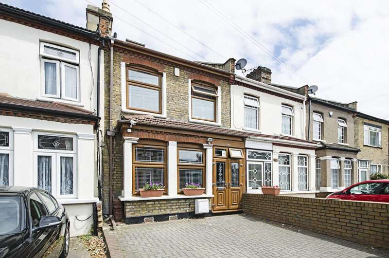 4 Bedrooms House for sale in Shrewsbury Road, Forest Gate, E7