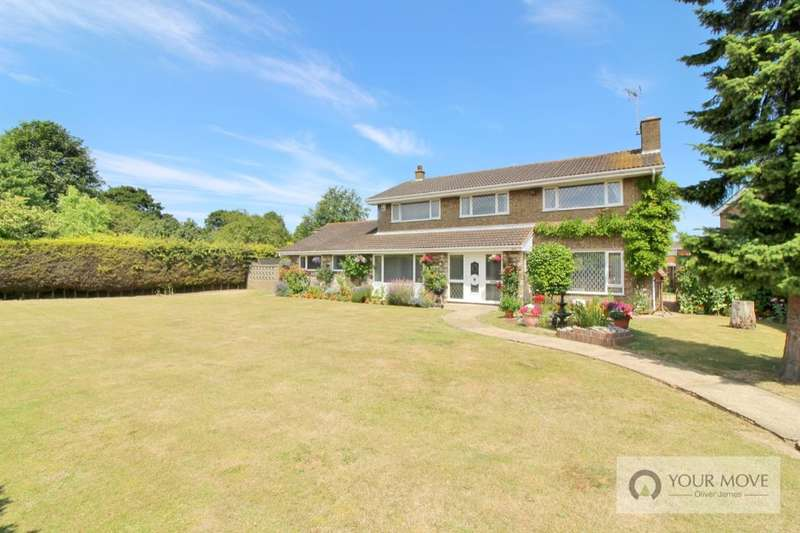 5 Bedrooms Detached House for sale in Lowestoft Road, Gorleston, Great Yarmouth, NR31